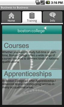 Boston B2B screenshot 1