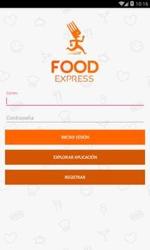FoodExpress poster