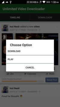 Ultimate Video Downloader screenshot 1