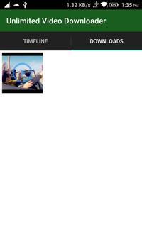 Ultimate Video Downloader screenshot 2