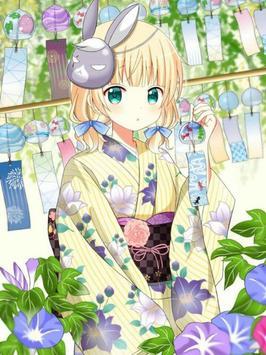 Anime Slide Puzzle screenshot 13