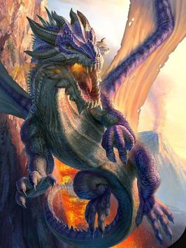 Dragon Jigsaw Puzzles ポスター