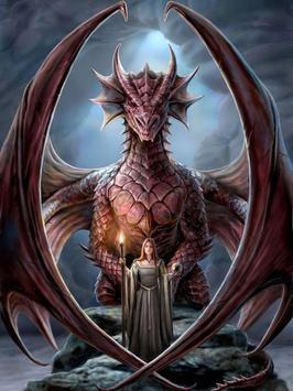 Dragon Jigsaw Puzzles スクリーンショット 2
