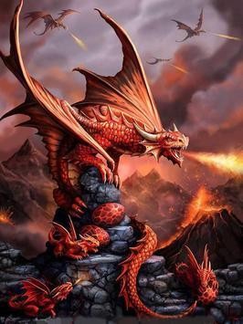 Dragon Jigsaw Puzzles スクリーンショット 3