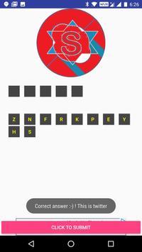Kids Logo Quiz screenshot 1