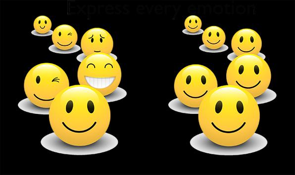 Emoji and Smiley Share apk screenshot