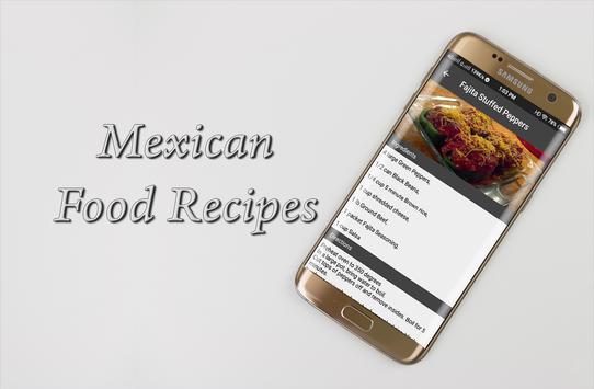 Mexican food recipes for android apk download mexican food recipes captura de pantalla 2 forumfinder Image collections