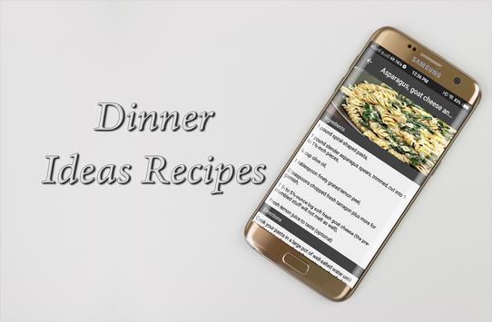 Dinner Ideas Recipes screenshot 8