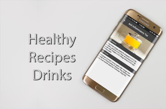 Healthy Recipes Drinks screenshot 5