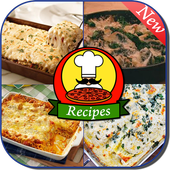 Lasagna Recipes Free icon