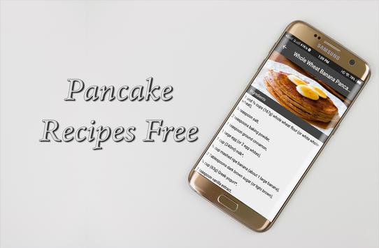 Pancake Recipes Free screenshot 8
