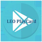 ikon Leo PlayCard