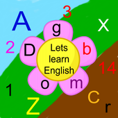 Lets learn English icon