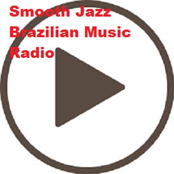 Smooth Jazz Brazilian Music Radio poster