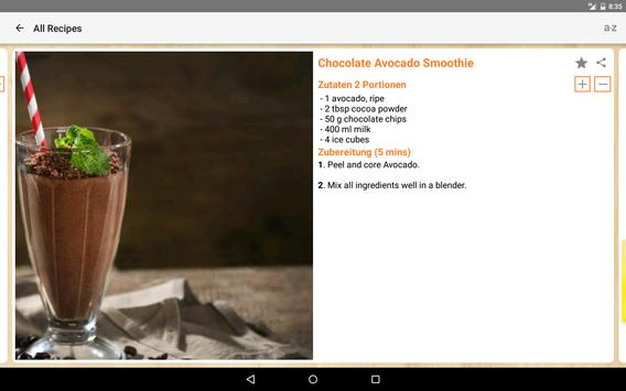 Smoothie Recipes screenshot 7