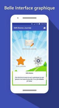 SMS Bonne Journée poster