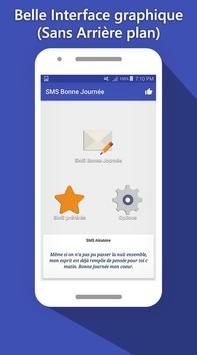 SMS Bonne Journée screenshot 1