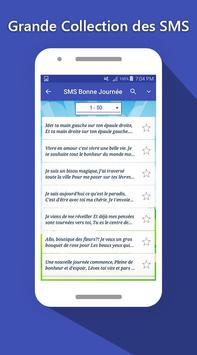 SMS Bonne Journée screenshot 2