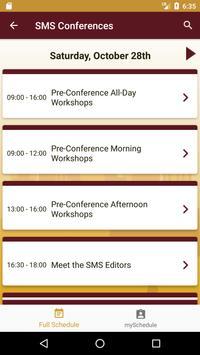 SMS Conferences apk screenshot