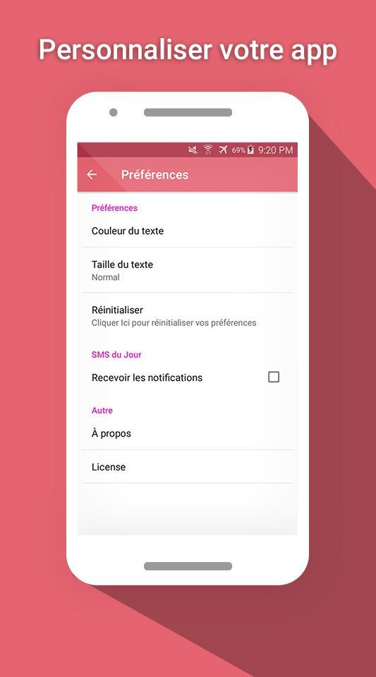 Sms Déclaration Amour For Android Apk Download