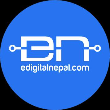 eDigital Nepal   Digitalizing Education System poster