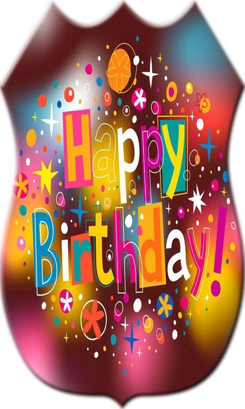 Birthday Wishes SMS And Status Shayari App Hindi Poster