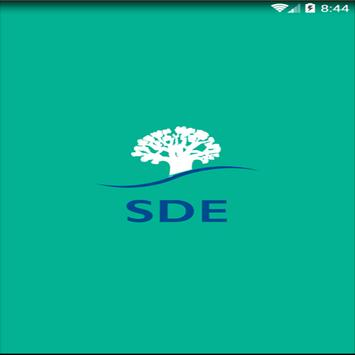 SDE Paiement Mobile poster