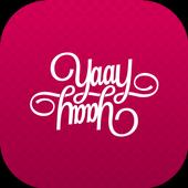 Yaay icon