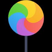 모바일 느린 편지, 스낵 SNA3K icon