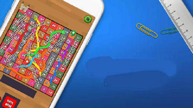 Snakes and Ladders 4 Players screenshot 4