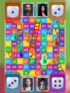 Snakes And Ladders - Classic screenshot 1