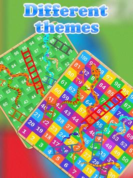 Snakes And Ladders - Classic screenshot 6