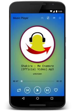 Snapy Music - MP3 Music Player poster