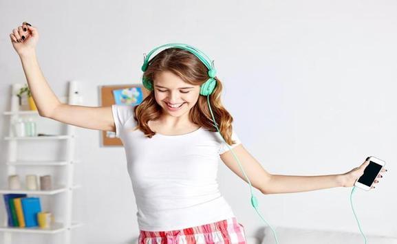 Snapy Music - MP3 Music Player screenshot 1