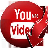 TUBE - converter video to mp3 icon