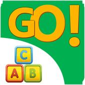 Go Go Kids - English icon