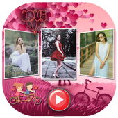 Love Video Song Maker icon