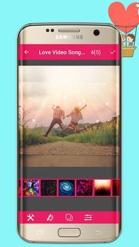 Love Video Song Maker screenshot 4