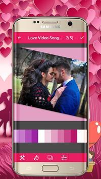 Love Video Song Maker screenshot 5