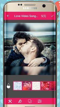 Love Video Song Maker screenshot 3