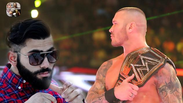 WWE Photo Editor & Selfie with WWE Superstars poster