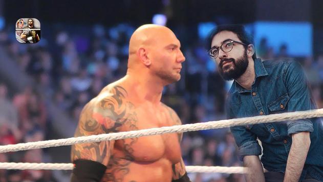 WWE Photo Editor & Selfie with WWE Superstars screenshot 1