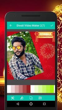 Diwali Photo to Video Maker with Music screenshot 3