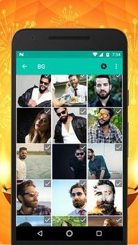 Diwali Photo to Video Maker with Music screenshot 1