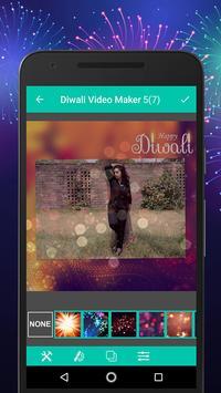 Diwali Photo to Video Maker with Music screenshot 2