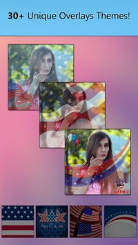 American Flag Overlay Effect for Android - APK Download