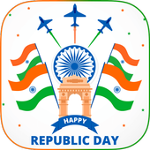 2018 Republic Day Wishes &  Republic Day Images icon