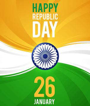 2018 Republic Day Wishes &  Republic Day Images apk screenshot