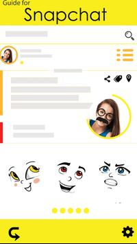 Guide for Snapchat PRO Feature screenshot 5