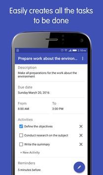 Productivity: Daily Tasks apk screenshot